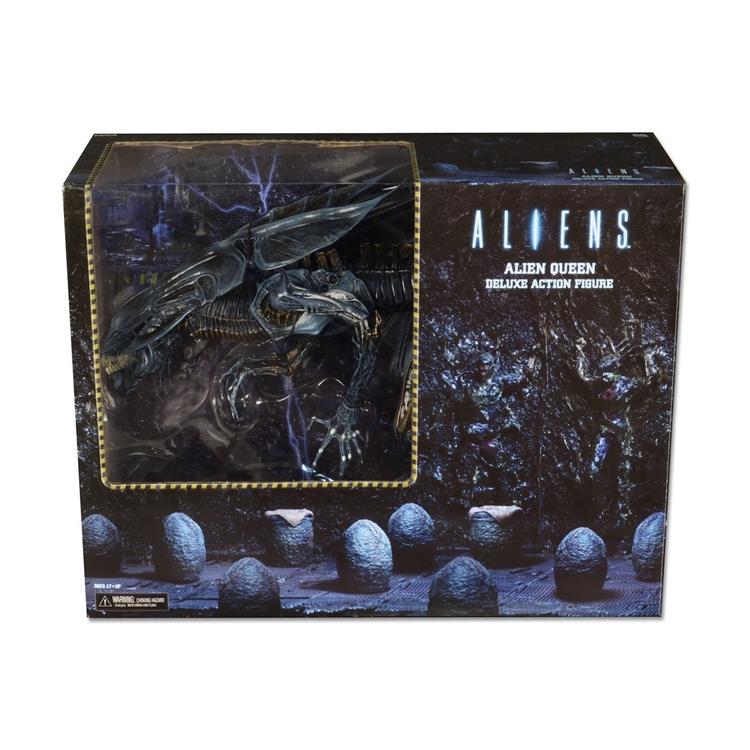 NECA Aliens Deluxe Alien Queen Action Figure
