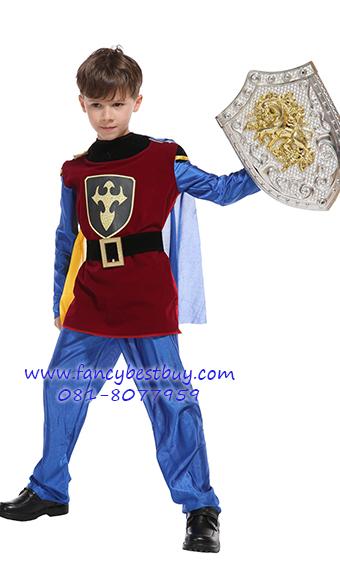 ชุดแฟนซีเด็กแบบชุดนักรบโรมัน มีขนาด M, L, XL