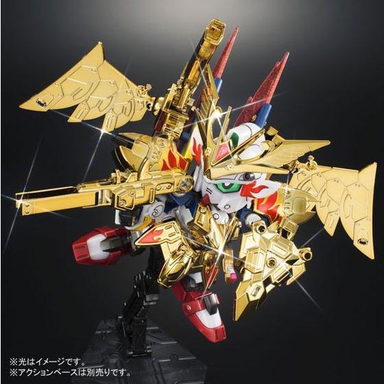 Pre-Order: P-bandai: BB Senshi Legend: V2 Bird Flight Musha Gundam 2700yen