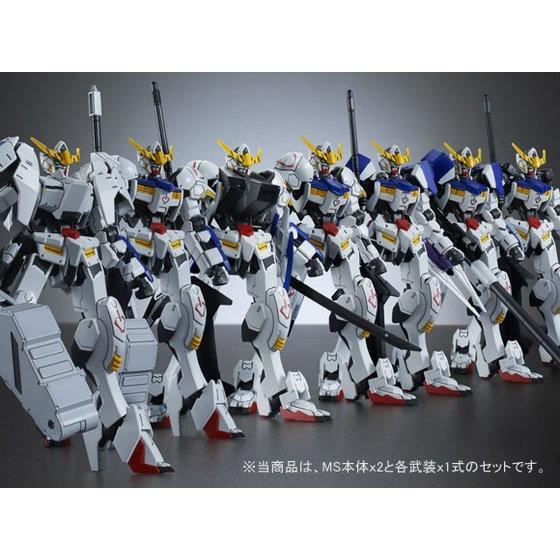 ล็อต2 Pre_order :P-bandai:HG 1/144 IBO SP Barbatos Complete Form(มีหุ่นให้2ตัวครับ)3240yen สินค้าเข้าไทยเดือน8 มัดจำ 1000