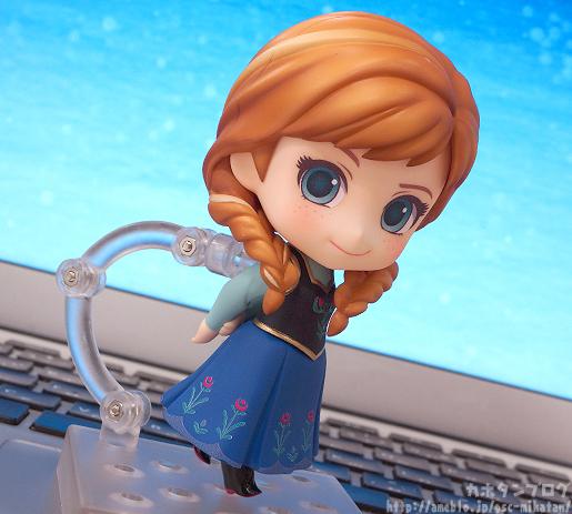 Nendoroid - Anna, Olaf - Frozen (ของแท้ลิขสิทธิ์)