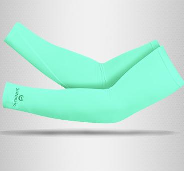 ปลอกแขนกัน UV size L : Cool Mint