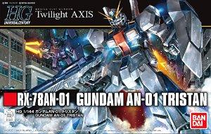 HGUC205 1/144 AN-01 Tristan [Gundam Twilight Axis] 1500 Y