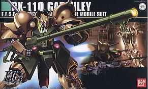 HGUC 1/144 58 Gabhtley 1600y