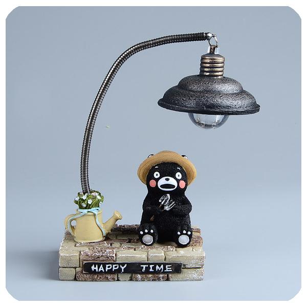 โคมไฟประดับ คุมะมง