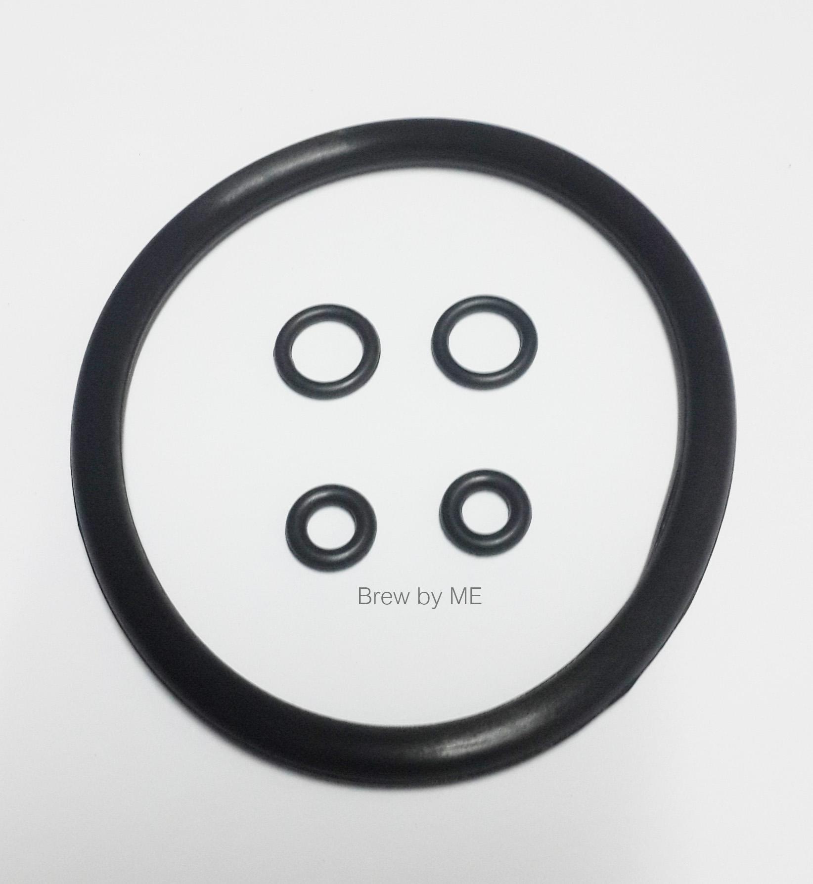 Keg Replacemnt - O Ring Kit