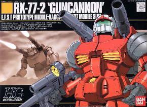 HGUC 1/144 1 Guncannon 800
