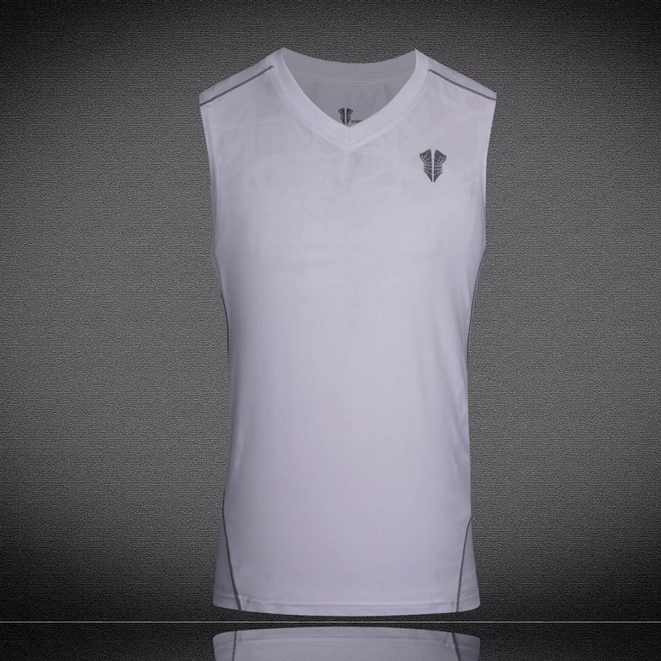 PREMIUM SPORT WHITE SHORT ARM