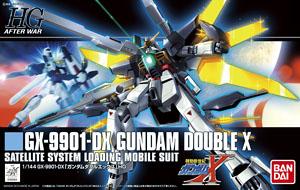 HGAW 1/144 163 Double X Gundam 1700y