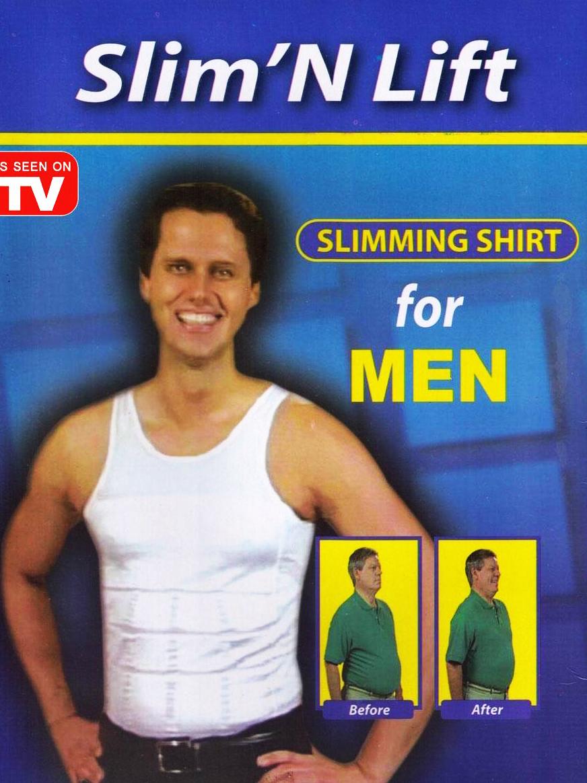 เสื้อลดพุง slimming shirt