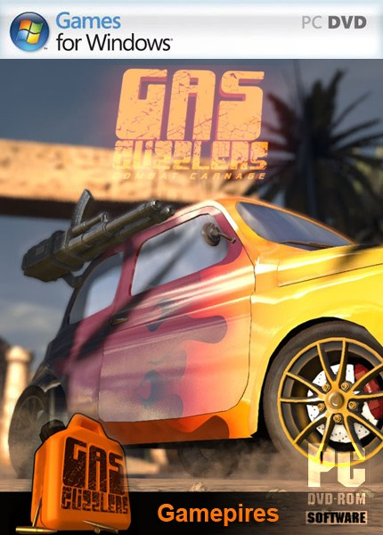 Gas Guzzlers Combat Carnage ( 1 DVD )