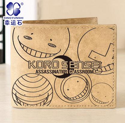 กระเป๋าสตางค์ Korosensei / Assassination Classroom (ห้องเรียนลอบสังหาร)