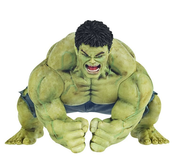 The Hulk Model Figure