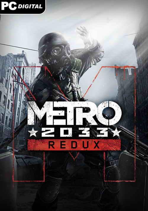 Metro 2033 Redux ( 2 DVD )