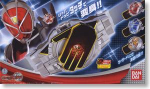 DX: Wizard Driver เข็มขัด ไรเดอร์ วิซาร์ด 6500y