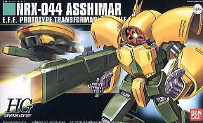 HGUC 1/144 54 Asshimar 2000y