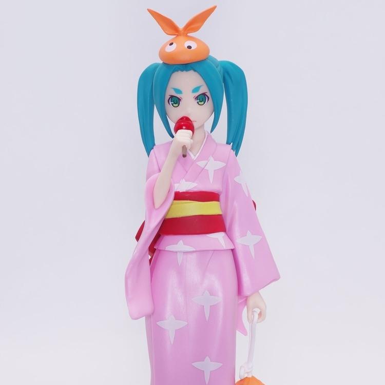 SQ Tsukimonogatari - Ononoki Yotsugi Figure (ของแท้)