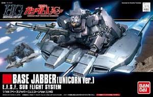 HGUC 1/144 144 Base Jabber UNicorn 1000y
