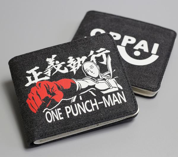 กระเป๋าสตางค์วันพั้นแมน One Punch Man (รุ่น 2016)