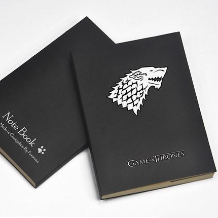 สมุดบันทึก Game of Thrones (มีให้เลือก 4 ลาย)