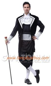 ชุดประจำชาติอังกฤษ ชุดขุนนางอังกฤษชั้นสูง Elegant Earl ขนาดฟรีไซด์