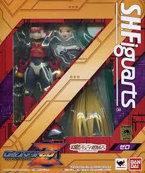 (Tamashii web shop) SHFiguart Rockman Zero