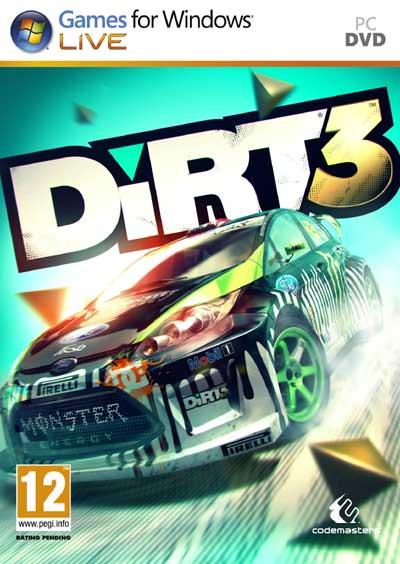 Dirt 3 ( 2 DVD )