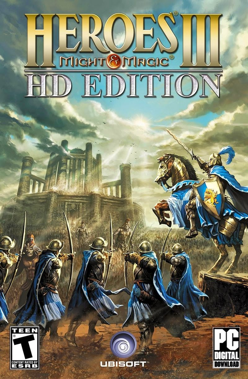 Heroes of Might and Magic III HD Edition ( 1 DVD )