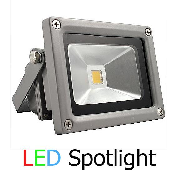 สปอร์ทไลท์ ไฟ LED ส่องสนาม 50w