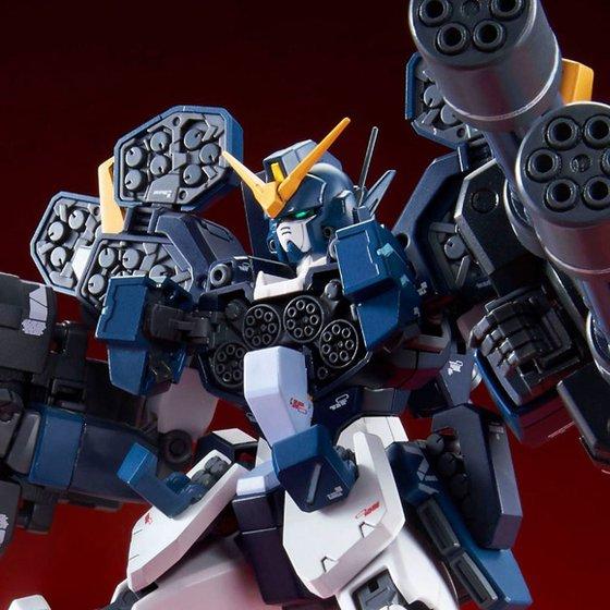 (ล๊อตJP โปรดอ่านรายละเอียดก่อนสั่งนะครับ)Pre_order: P-bandai: MG 1/100 Heavy arm custom 5184yen เข้าไทยเดือน12 มัดจำ 500บาท