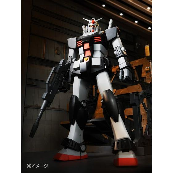 :P-bandai: MG 1/100 RX78-1 Proto Type 4536yen