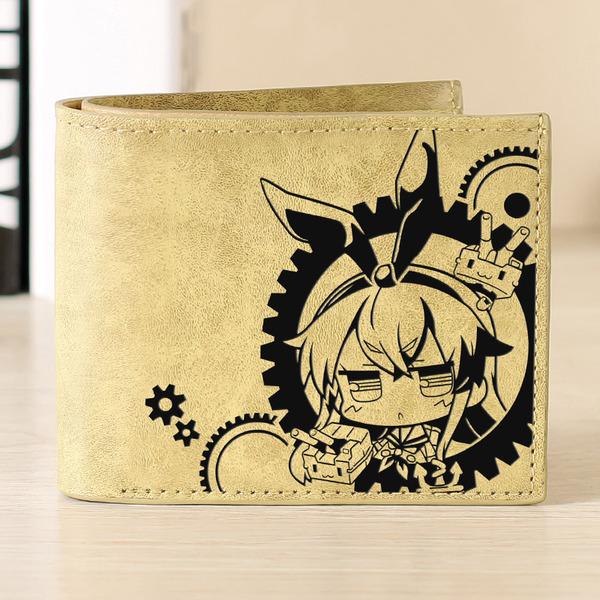กระเป๋าสตางค์ Kantai Collection : Shimakaze (ของแท้)