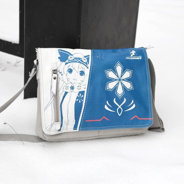กระเป๋าสะพายข้างมิคุ miku (2016)