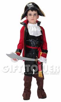 ชุดแฟนซีเด็กโจรสลัด Pirate Boy มี ขนาด S, M, L, XL (ขนาดอื่นๆ สอบถามครับ)