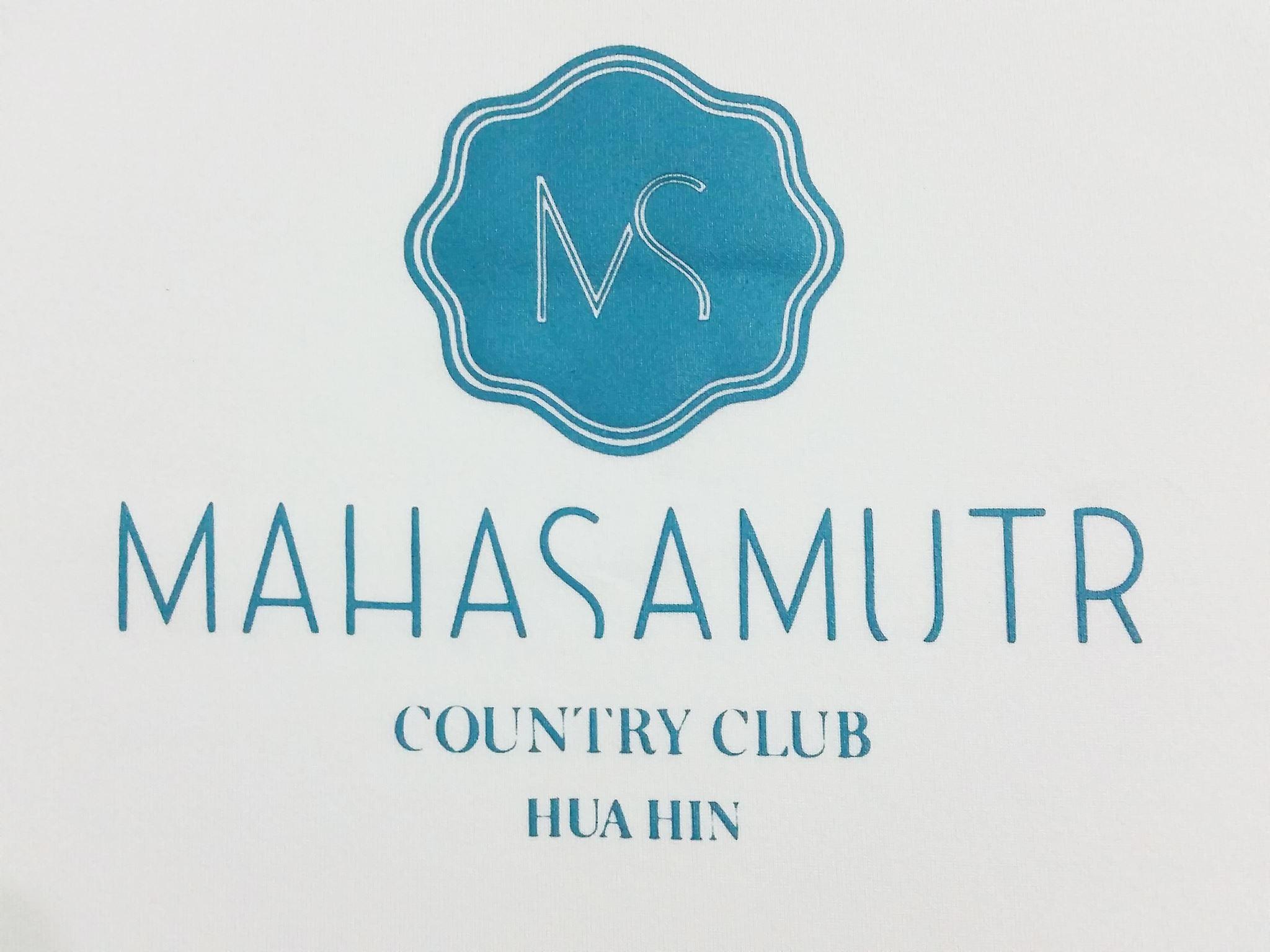 เสื้อ staff Mahasamutr - Hua Hin