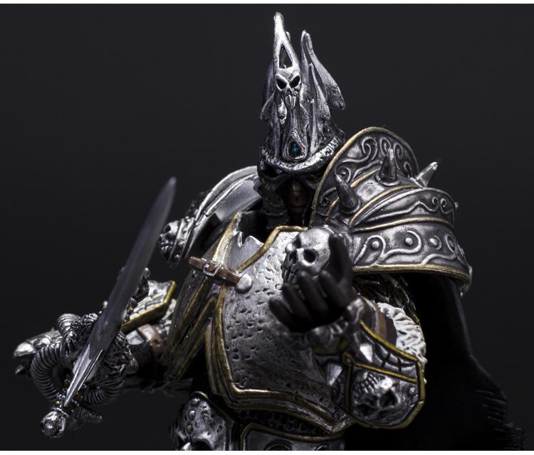 Warcraft - Arthas Menethil PVC Figure