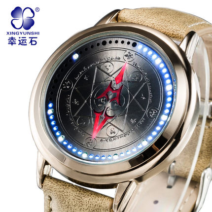 นาฬิกาข้อมือ LED จอสัมผัส Fate stay night รุ่นพิเศษ 3 (ของแท้)