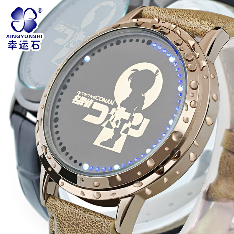 นาฬิกาจอสัมผัส LED โคนัน (ของแท้)