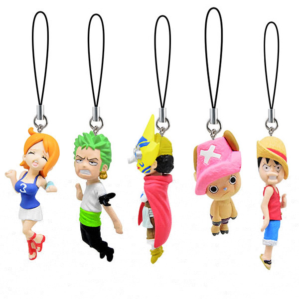 One Piece Hasamare Strap Set of 5 (ของแท้)