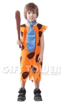 ชุดแฟนซีเด็ก มนุษย์หินฟลิ้นท์สโตนส์ Flintstone มีขนาด M, L, XL