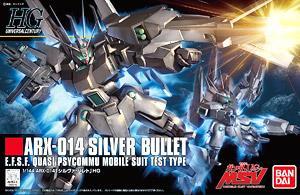 HGUC 1/144 170 Silver Bullet 2200y