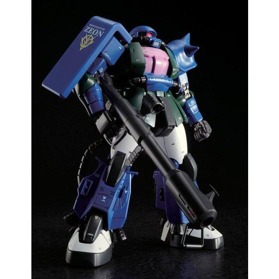 P-bandai:MG 1/100 ZakuII Ver2.0 (Gato Custom) 4860yen