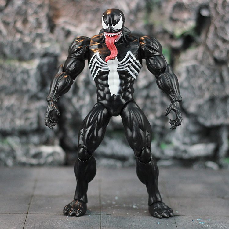 Marvel - Spiderman - Venom Figure
