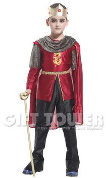 ชุดเจ้าชายผู้ทรงเกียรติ สำหรับแฟนซีเด็ก Honorable Prince มีขนาด L, XL (เฉพาะสั่งซื้อออนไลน์)