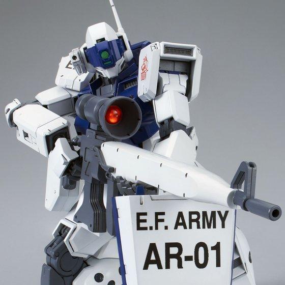 ล็อต3 Pre_order: P-bandai: MG 1/100 Gm Sniper White Dingo 4104yen สินค้าเข่าไทยเดือน7 มัดจำ 500