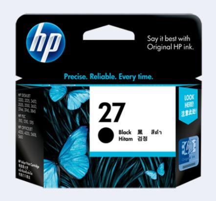 HPC8727A NO.27BK