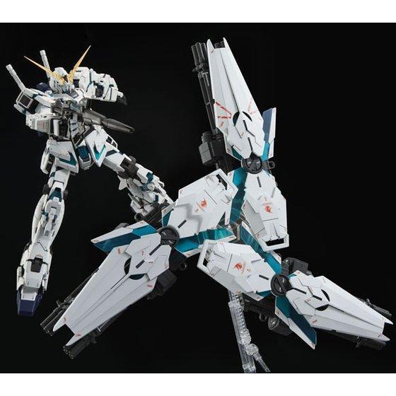 Pre_Order:P-bandai:Perfect Grade 1/60 Unicorn Gundam Awakening Final Battle Ver.(Green Psycho Frame) 25920yen สินค้าเข้าไทยเดือนเดือน11 มัดจำ 3000บาท