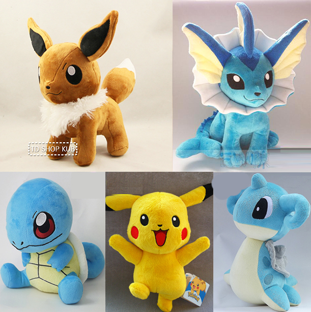 ตุ๊กตาโปเกมอน Pokemon (ชุดที่ 1)