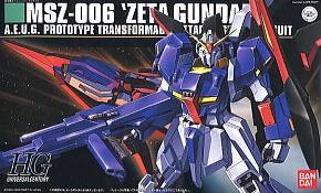 HGUC 1/144 41 Zeta Gundam