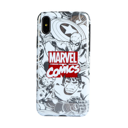 Case iPhone X : MARVEL COMICS (ของแท้ลิขสิทธิ์)